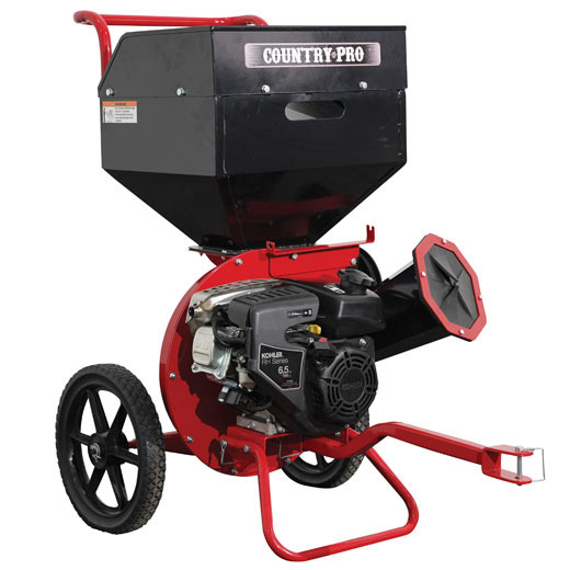 Chipper/Shredders & Log Splitters