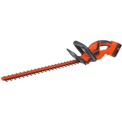 Black & Decker 3.2A 17 In. Corded Electric Hedge Trimmer