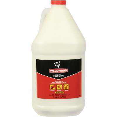 DAP Weldwood 1 Gal. Carpenter's Wood Glue