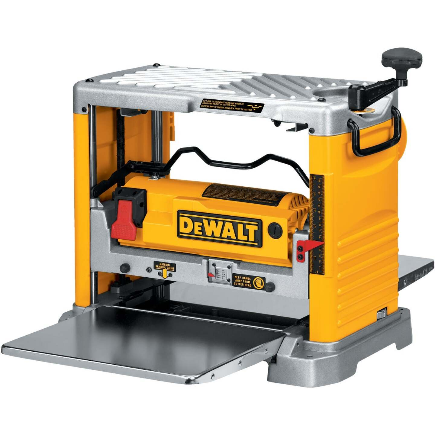 DeWalt 12-1/2 In. Portable Planer Image 5