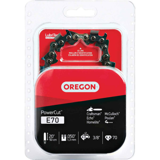 Oregon PowerCut E70 20 In. Chainsaw Chain