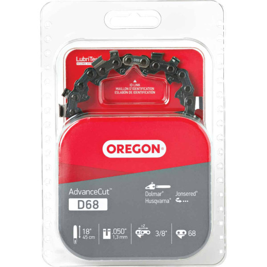 Oregon AdvanceCut D68 18 In. Chainsaw Chain