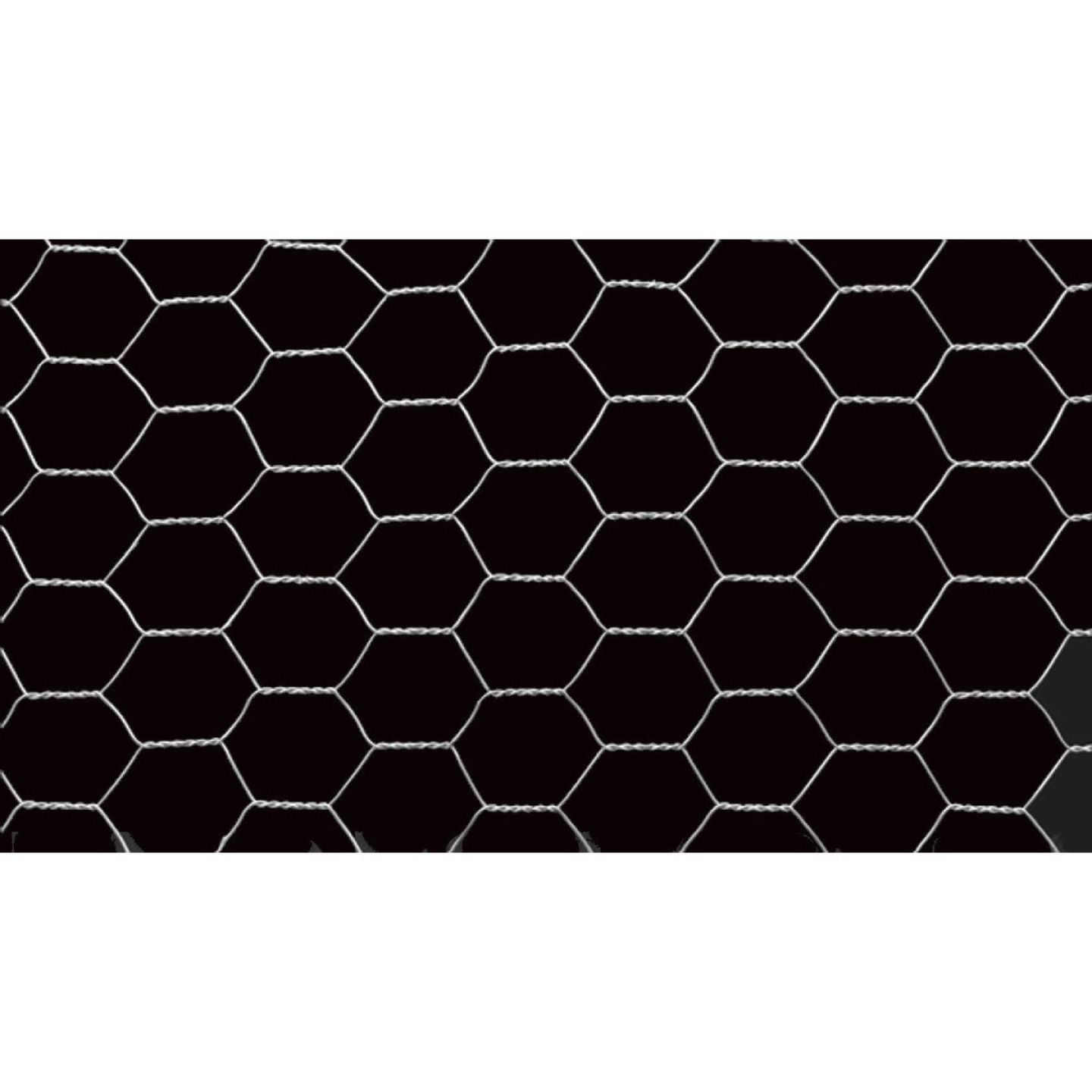 Do it 2 In. x 36 In. H. x 25 Ft. L. Hexagonal Wire Poultry Netting Image 3