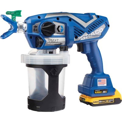 Graco Ultra Cordless Airless Paint Sprayer