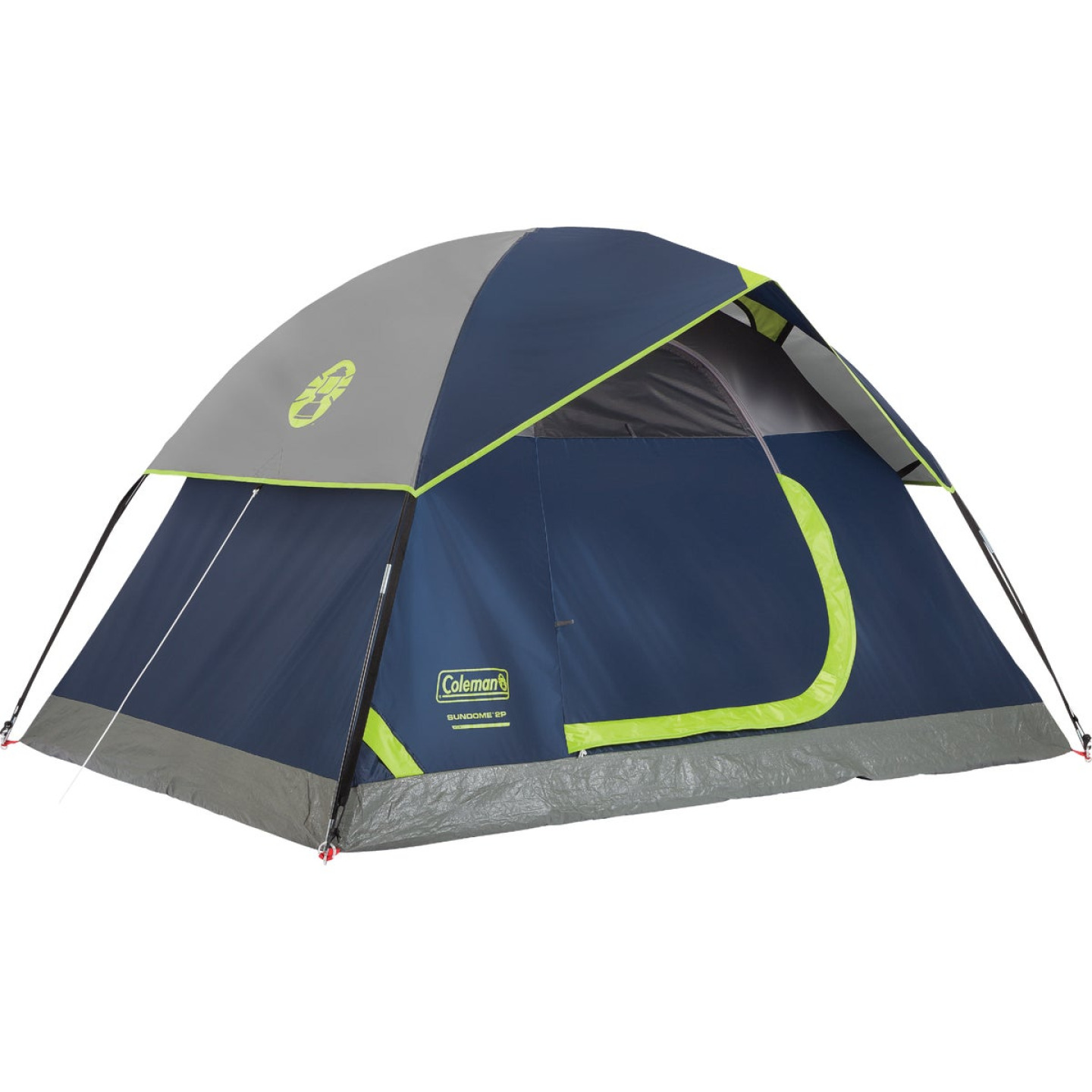 Coleman 2-Person 5 Ft. W. x 7 Ft. L. Dome Tent Image 1